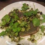 Moules, thon et ravioles