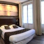 Hotel le croiseur Chambre avec terrasse