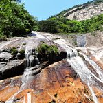 Jiulong Waterfall Scenic Foto