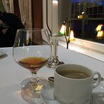 Koffie en Cognac