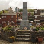 The Bloody Sunday Memorial