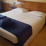 Il letto - camera 311