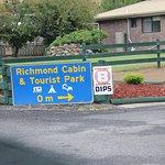 Photo de Richmond Caravan and Cabin Park
