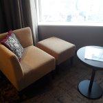 Sofa in Twin room