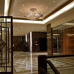 lobby from the side