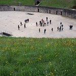Auch heute noch gibt es eine Gladiatorenschule
