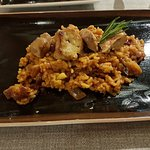 rice with duck liver