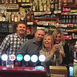 What a fab place - what hospitable Barmen too, thanks Shane and Ryan for making our visit such f