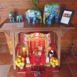 Photo de Gajapuri Resort & Spa