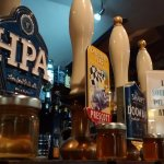 Pop in and try one of our real ales.