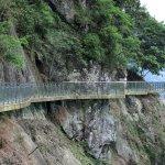 Jiulixi, on the west of Taimu Mountain