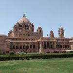 Beautiful palace and museum