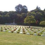 Yokohama War Cemetery Photo