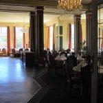 Ruapehu Dining room.