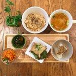 Japanese Vegan breakfast