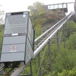 funicular saves time
