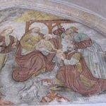Fresken der Nikolauskapelle in Taufers