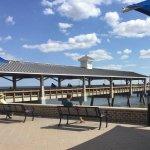 St Simons fishing pier