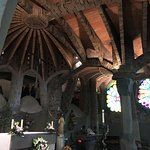 Photo of Colonia Guell  Gaudi Crypt