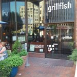 Entrance of Grillfish
