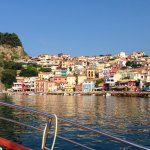 Water Taxi from Valtos Beach to Parga Town