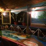 Colorful Creole decor!