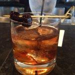 Vanguard - barrel aged cocktails