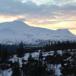 Foto de Copperhill Mountain Lodge