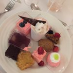 Desserts were delish at the buffet.