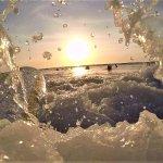 Sunset at Iguana Surf