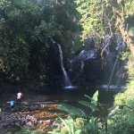 This is a beautiful place. The food is delicious. We went to the Encantada falls, to 40 minutos
