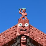 Whakarewarewa - The Living Maori Village Foto