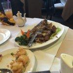 Yummy food at the Mei Mei!