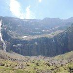 Vue du cirque et de la grande cascade