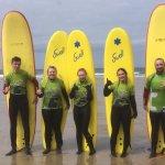 Ticket to Ride Surf School