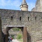 Chateau de Vianden Photo