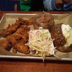 Calabash Chicken Dinner