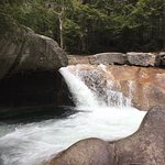 Photo de The Basin at Franconia Notch State Park
