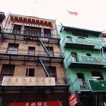 Yes Fung Toy Family Association Headquarters, USA- the history behind this was amazing to hear.
