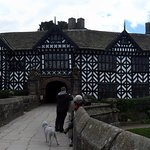 The North Front of Speke Hall