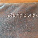 Photo of Uzupio Kavine