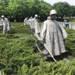Photo of Korean War Veterans Memorial