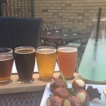 1/2 price beer flights Wed, $5 specialty drinks Thu!