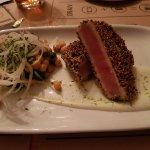 Nice tuna steak