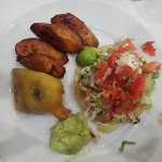 Buffet Food!! Yummy Taco and Plantain