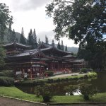 Scenic view from byodo temple