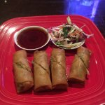 Chicken Spring Roll Appetizer, highly recommend!