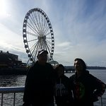 Seattle Waterfront Foto