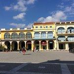 Old Square Havana