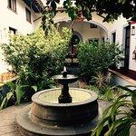 & courtyard